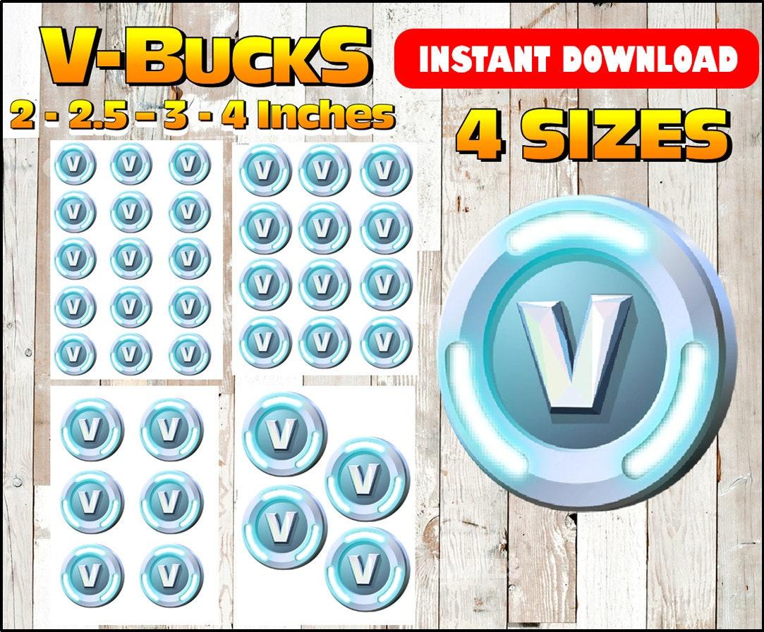 V Bucks Printable Ballersinfo Com Fortnite Free V Bucks Generator