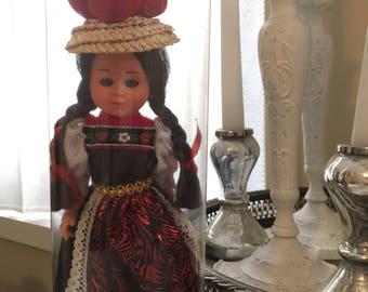 Traditional German Dolls
