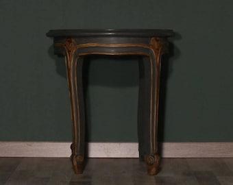 Rococo Coffee Table Etsy - Rococo side table