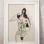 Bloom - Self Care Giclée Print