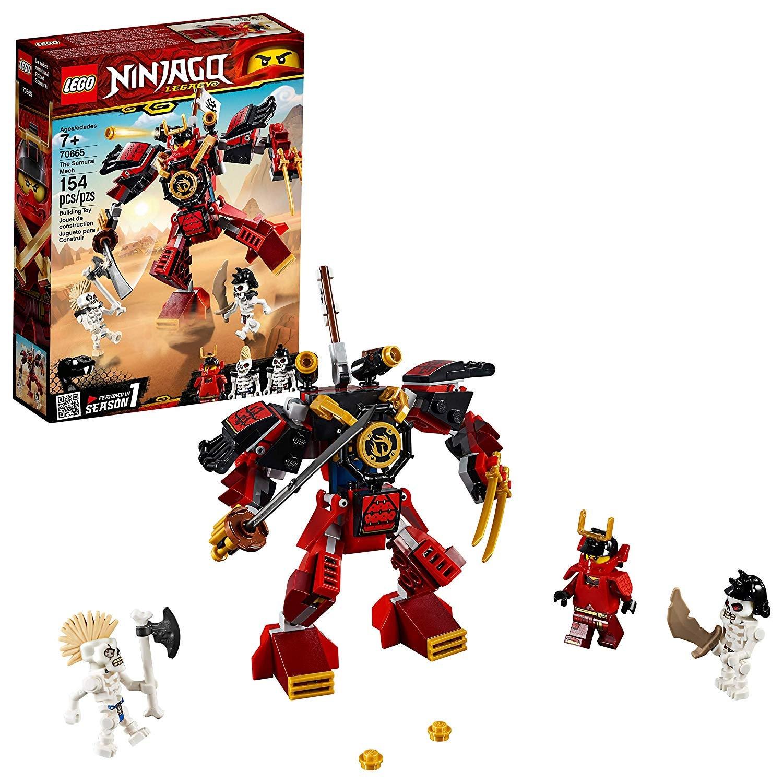 Lego Mech Mech Ninjago Samurai Samurai 70665 Ninjago Lego wXPkiTOZlu