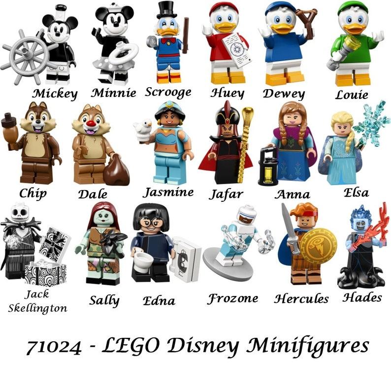Lego ® Minifigure Figurine 71024 Disney Series 2 Choose Minifig NEW
