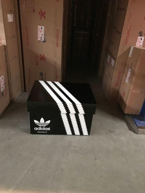 Sneakerbox AdidasDesign   Etsy