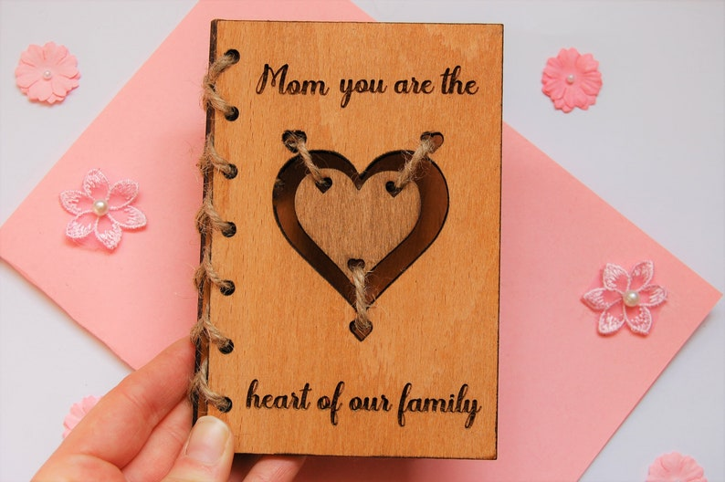 Heart Our You Etsy The Card Gift Are Of Day Mothers