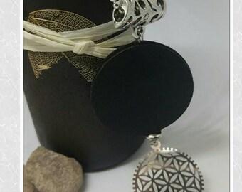 Necklace Zen Flower of life
