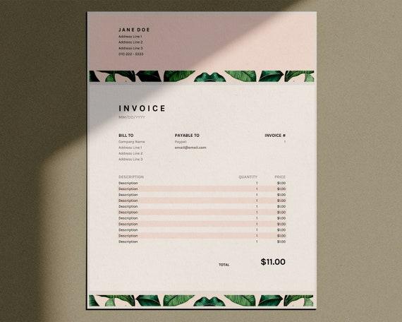 Google Sheets Invoice Template from i.etsystatic.com