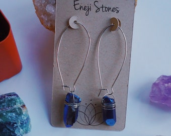 Azurite Blue Crystals