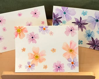 It Might as well Be Spring (set of 3 notecards)