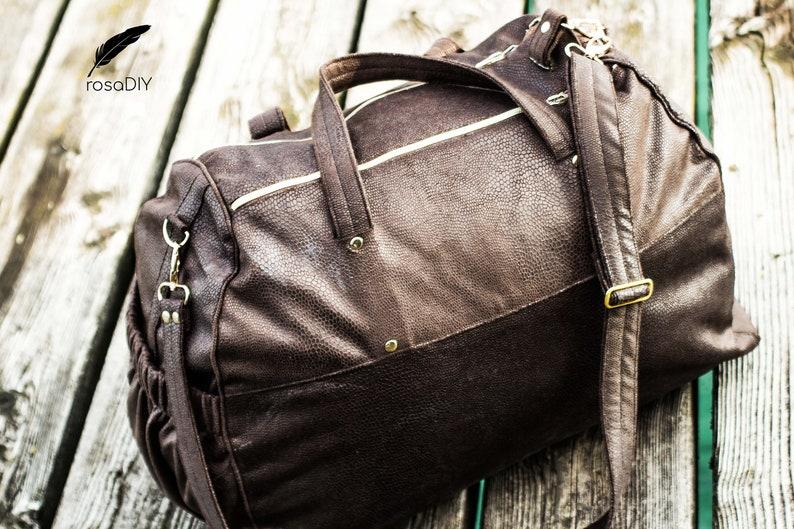 ebook 6 Lilo bag handbag pattern in 2 sizes of Rosadiy image 0