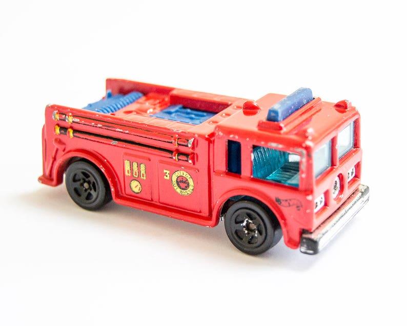 Jouet Hot Gratuite 1976 Wheels Livraison Par Mattel Inc Pompier Voiture En Collection Vintage De Malaisie Camion zULSMqpVG