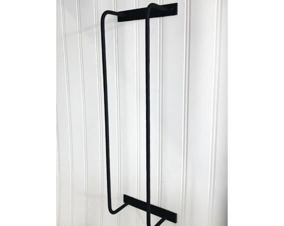 Bathroom Towel Holder, Wall Storage, Bathroom Decor, Towel Storage, Towel Rack, Wall Mounted Storage Holder, Bathroom Towel