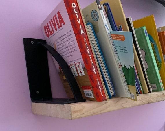 Brie Bookshelf Bracket - SOLD INDIVIDUALLY