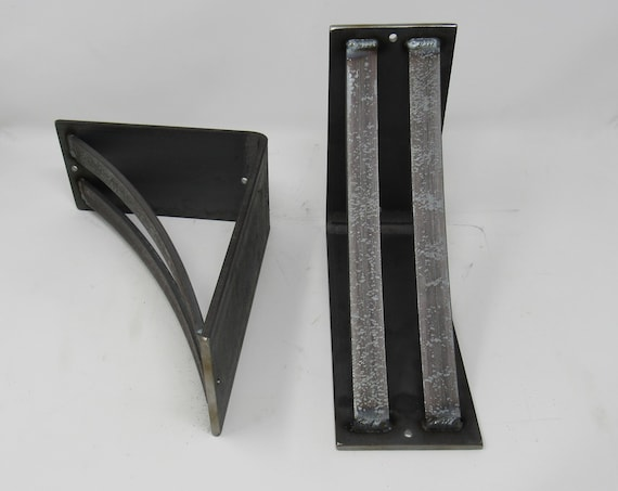 """4"""" wide with double 1"""" curved support bars - SOLD INDIVIDUALLY"""