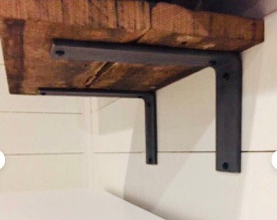 """5"""" Wide Metal """"L"""" Support Bracket - SOLD INDIVIDUALLY"""