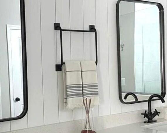 Hand Towel Storage, Hand Towel Hook, Bathroom Fixtures, Bathroom Decor, Bathroom Towel Holder, Hand Towel Holder, Towel Ladder