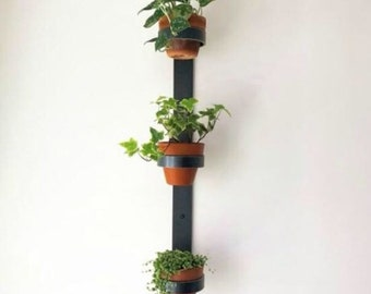 Wall Mounted Planter -Vertical