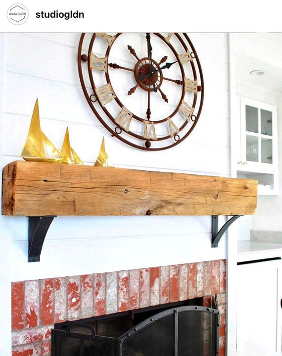 """Rustic Bracket Available in 3 sizes (2"""" with 2"""" support bar/ 3"""" with 3"""" support bar/ 4"""" with 4"""" support bar) - SOLD INDIVIDUALLY"""