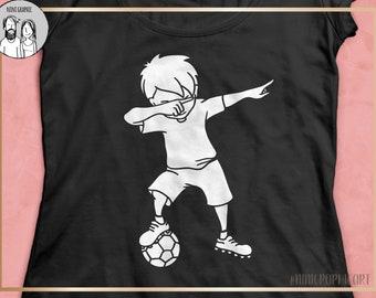 Soccer Dabbing, Soccer svg, Funny Soccer svg, Soccer svg, dabbing soccer, gameday svg, PNG, Soccer clipart, soccer silhouette, Soccer design