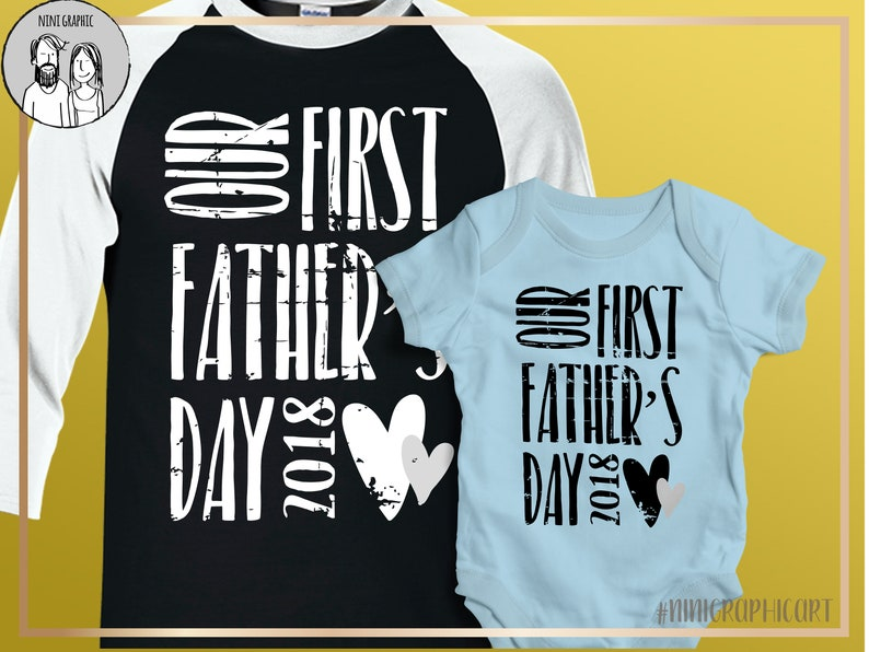 First Father/'s day svg Dad svg Father/'s day Grunge svg Dad matching shirt svg Cricut Silhouette Decal Cut SVG Dxf EPS Png Jpg Clipart