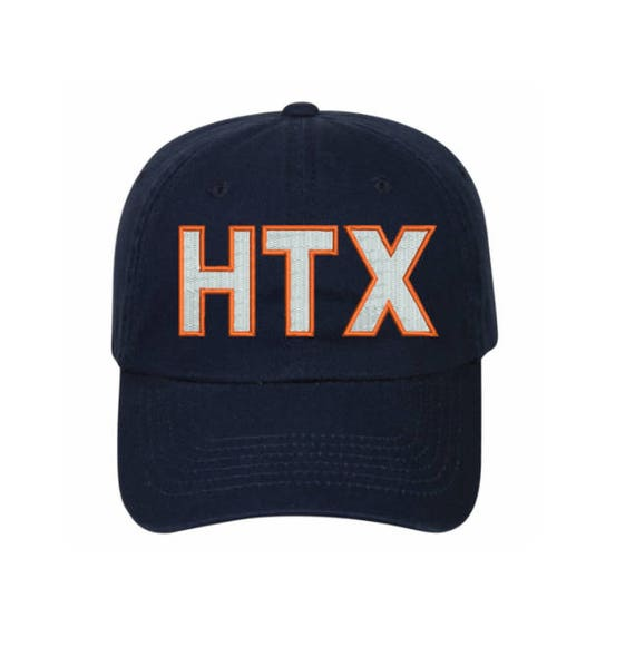 GO ASTROS HTX Houston Hat Embroidered Baseball Cap Htown  594352c535b