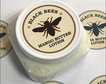 BLACK BEES Whipped Mango Butter