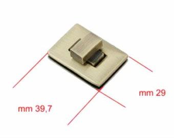 Gunmetal Turn Lock hardware bulk qty 60 pcs