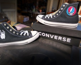 6e41b030dee8 Embroidered Chuck Taylors