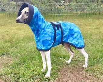 Greyhound Waterproof Winter Jackets Sml & Med size