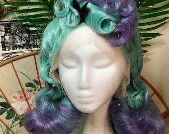 Unicorn fun synthetic wig