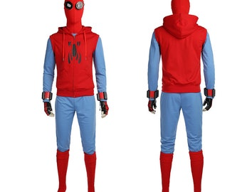 Spiderman Homecoming Suit Etsy