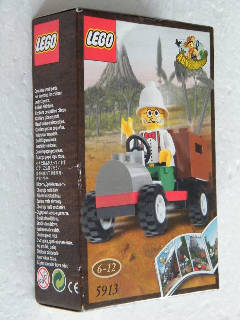 Lego 5913 Dr Kilroys Car New In Box Vintage Etsy