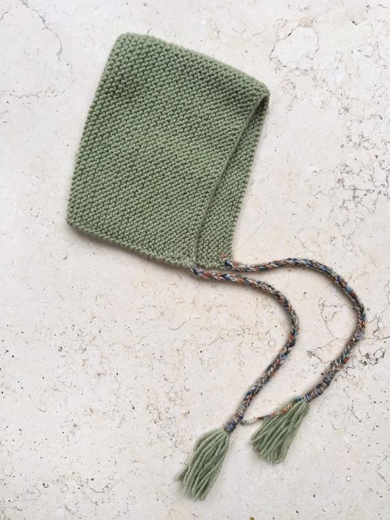 Romaní mano Crochet gorro y chaqueta de punto bebé 3//6