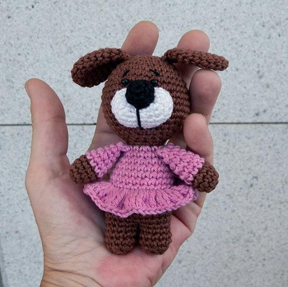 11 Amigurumi Dog Crochet Patterns – Cute Puppies - A More Crafty Life | 568x570