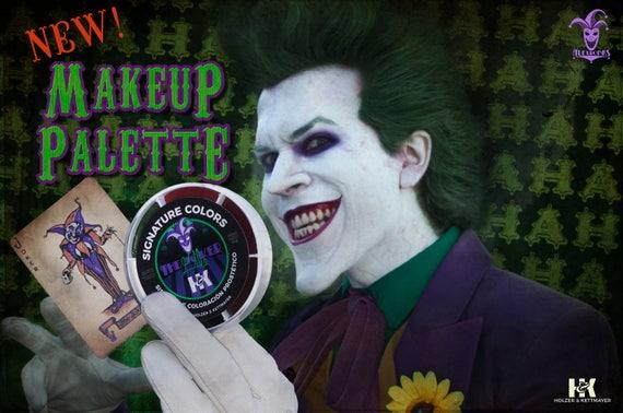 The Joker Makeup Palette H K Signature Colors