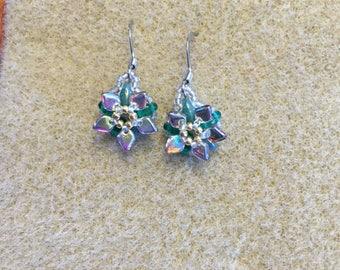 May Flower Earrings