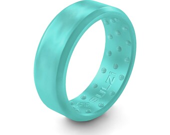 Rubber Wedding Ring Etsy