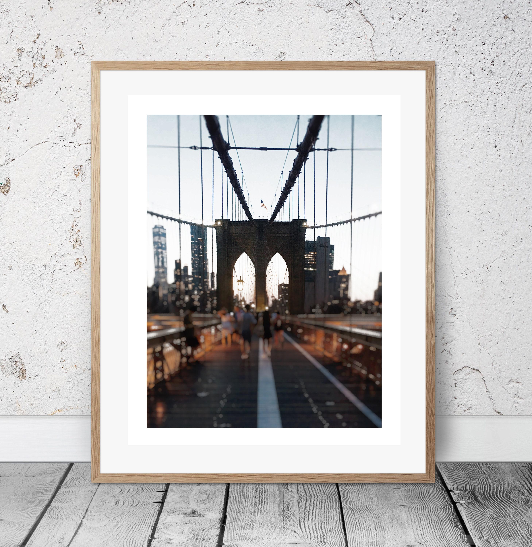New York City Photography, New York Bedroom decor, NY Apartment Wall ...