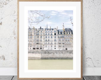 Room with a view Paris, Seine, Wall Art, Photography, Digital Download, Architecture, Digital Print, Art & Collectibles, beautiful art