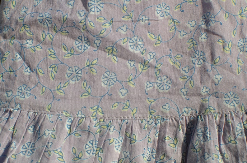 Indian Hand-block Printed Size 4T Sundress