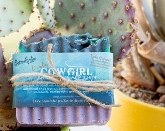 Dirty Cowgirl Goat Milk Soap