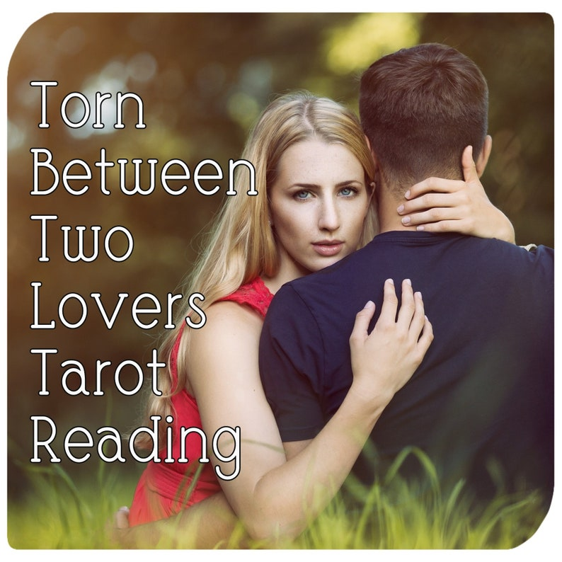 Torn Between Two Lovers  Romantic Tarot Card Reading  Choose image 0