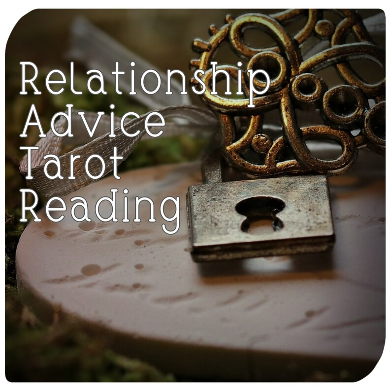 Relationship Tarot Reading  Relationship Advice  image 0