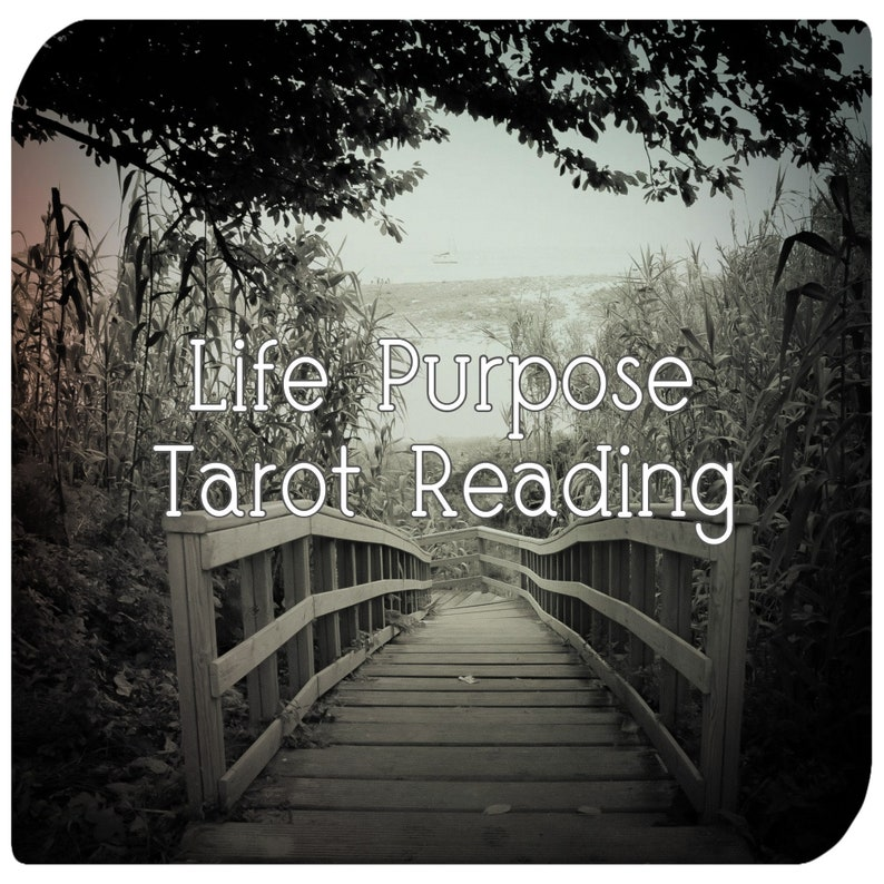 Life Purpose Tarot Reading  Message from the Universe Tarot image 0