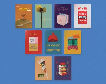 Wes Anderson Coffee Table Book.Wes Anderson Etsy