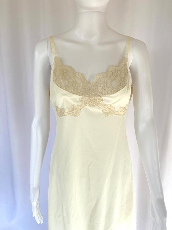 Vintage Warner's Nightgown Slip Dress