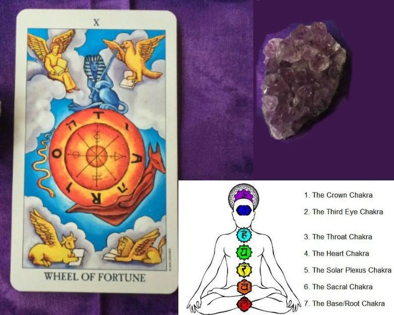 Chakra Tarot Reading: Are Your Chakras in Balance image 0