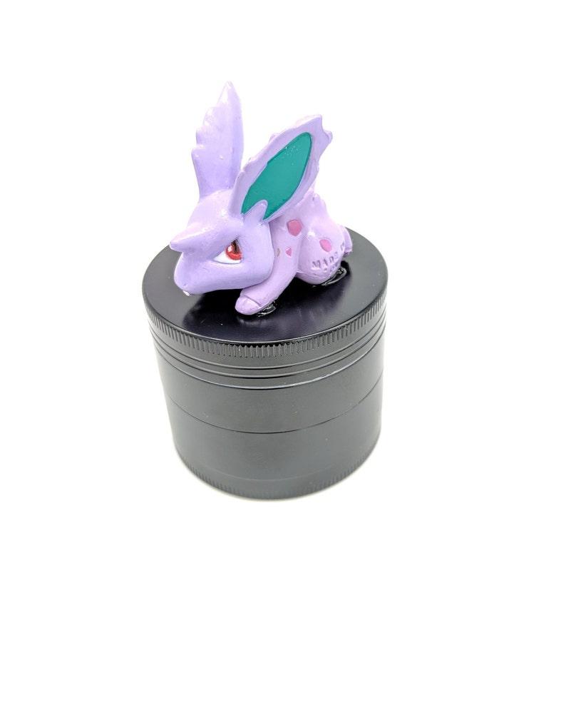 Nidoran Male Pokemon Grinder Kit Herb Grinder Pokemon Grinder