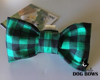 Green Buffalo Plaid - Original