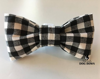 Black Gingham - Original