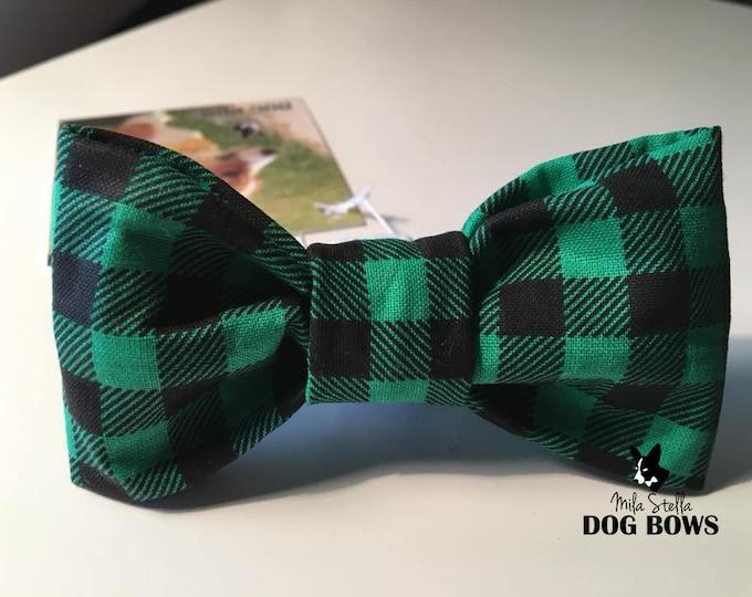Featured listing image: Green Buffalo Plaid - Original